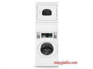 Máy giặt sấy hai tầng Speed Queen LTEE5ASP303ZW01 TBNK21
