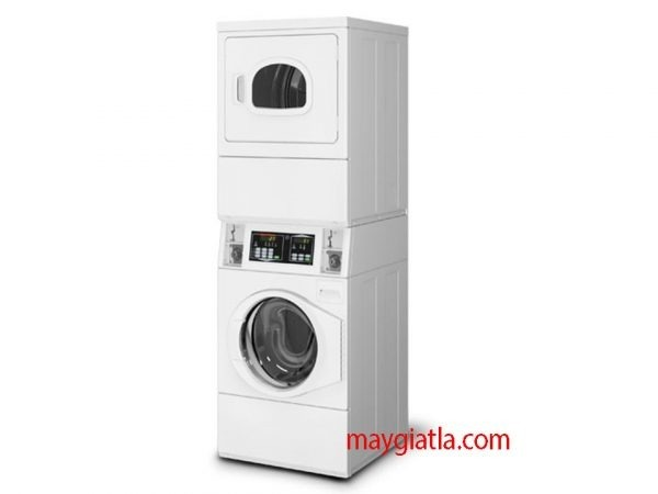 máy giặt sấy hai tầng Speed Queen LTLE5ASP303NW35