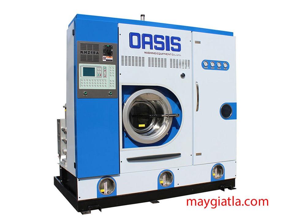 Máy giặt khô công nghiệp OASIS P-218 FDQ/FZQ TBNK38
