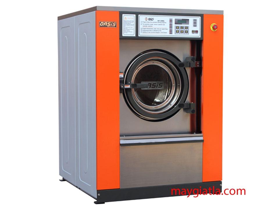 Máy giặt là công nghiệp Oasis SXT-250FD(Z)Q TBNK30