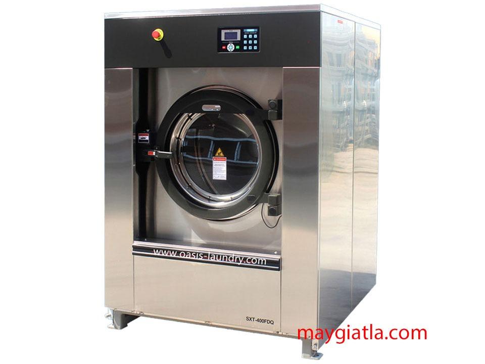 Máy giặt là công nghiệp Oasis SXT-400FD/ZQ TBNK32